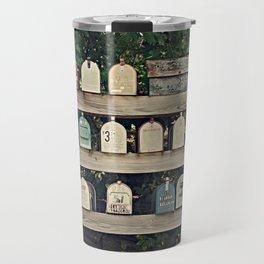 Mailboxes Travel Mug
