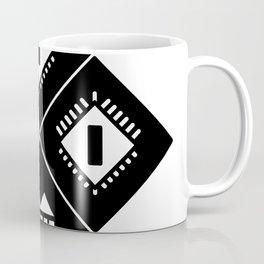 Tri-Eye Coffee Mug