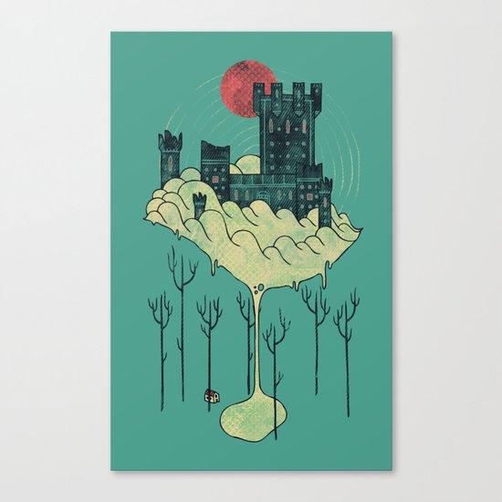Walden Canvas Print