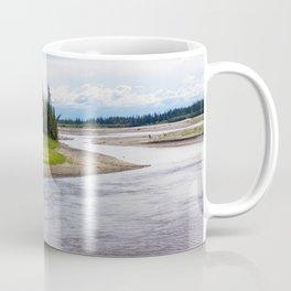 Alaskan River Coffee Mug