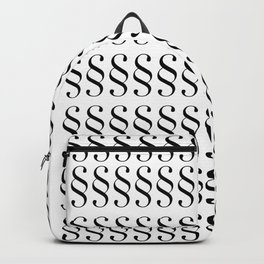 Law Attorney  Backpack