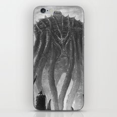 KRAKEN iPhone & iPod Skin