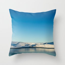 Tranquility... Throw Pillow