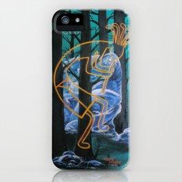 Kokopelli iPhone Case