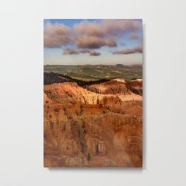 Morning 6008 - Cedar_Breaks National_Monument, Utah Metal Print
