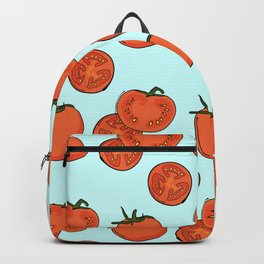 Tomato patter Backpack