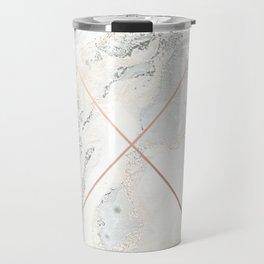 Copper & Marble 01 Travel Mug