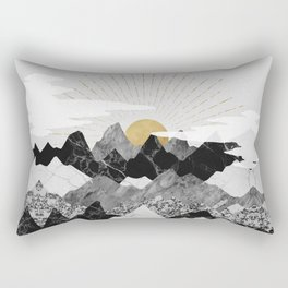 Sun rise Rectangular Pillow