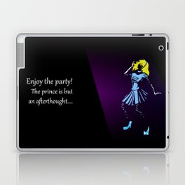 Glass Slipper Laptop & iPad Skin