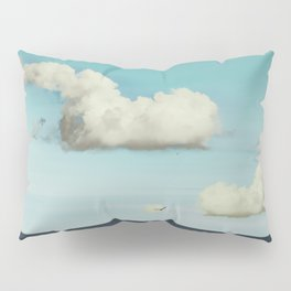 Strange Clouds Pillow Sham
