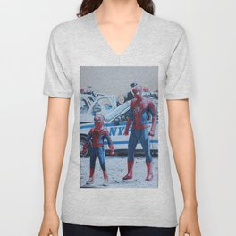 The Amazing Spider-Man 2 Unisex V-Neck