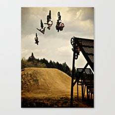 Kugimura Kota Sequence, FMX Japan Canvas Print