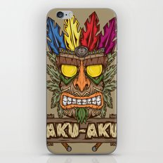 Aku-Aku (Crash Bandicoot) iPhone & iPod Skin