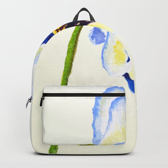 one  pansy Backpack