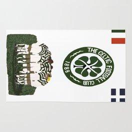 Celtic Football Club  Rug