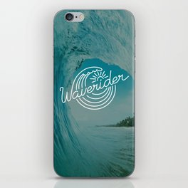 Waverider Rush iPhone Skin
