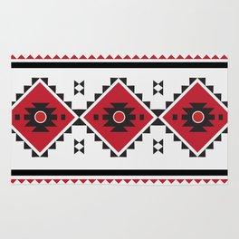 Bulgarian Folklore Inspired Design - KANATITSA Rug