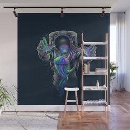 Jellyspace 2 Wall Mural