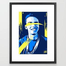 Inspiration of Logic Framed Art Print