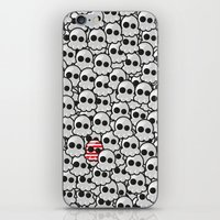 waldo iPhone & iPod Skins featuring Where's Waldo? by Ax38