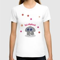 lsd T-shirts featuring LSD Elephant by flydesign
