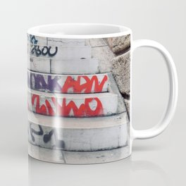 Croix Rousse stairs Coffee Mug