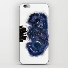 The Vastness of the Mind iPhone & iPod Skin