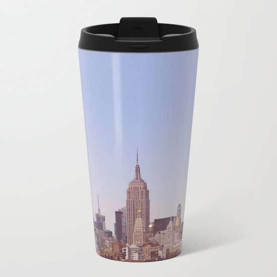 NYC No. 2 Metal Travel Mug