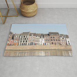 Along The Water In Maastricht Rug