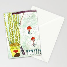 The Mission of Instant Noodles Stationery Cards