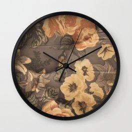 Lie Down Wall Clock