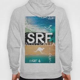 Surfing Surf Australia Hoody