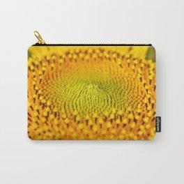 Little bet of sun flower..... Carry-All Pouch