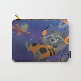 Guardians of the Walkman Carry-All Pouch