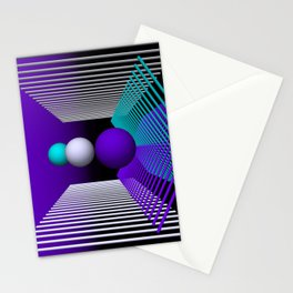 games with geometry -17- Stationery Cards