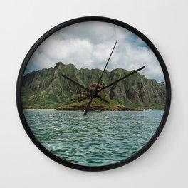 Mokoli'i II Wall Clock