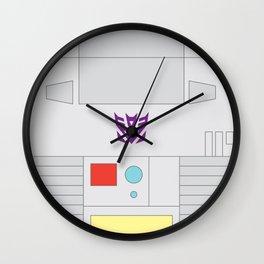 Megatron Minimalist Wall Clock