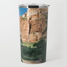 Virgin River in Zion Travel Mug