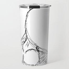 """""""Cocked"""" Travel Mug"""