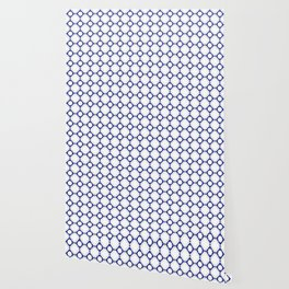 Geometric Pattern - Oriental Star Design 3 Wallpaper