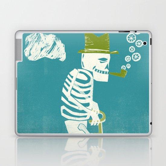 Se muere por las bicicletas Laptop & iPad Skin