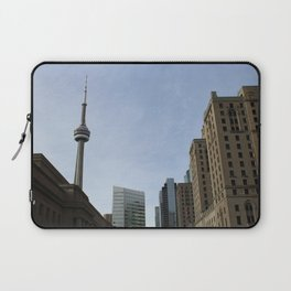 Views of the Six Laptop Sleeve