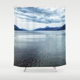 Loch Ness Scotland Shower Curtain