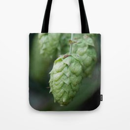 Humulus lupulus, the Common Hop Tote Bag