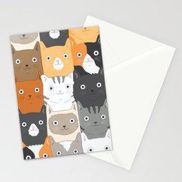 Herded Cats Stationery Cards