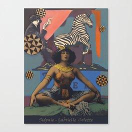 Colette II Canvas Print