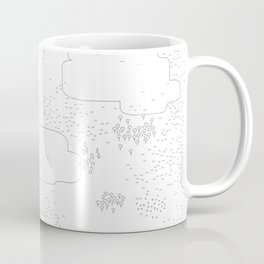 land of 15 towns and a cemetary Coffee Mug