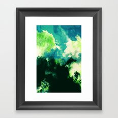 Closer to the Edge Framed Art Print