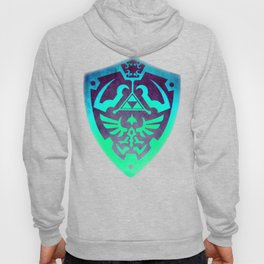 Video game Shield Hoody