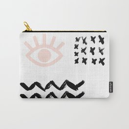 MAUVAIS OEIL #01 Carry-All Pouch